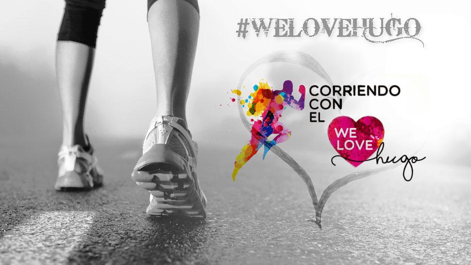 Corriendo con el Corazón por Hugo gana del voto del público de los Premios Solidarios del Running