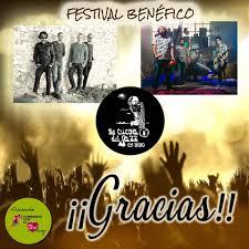 Festival benéfico en La Cueva del Jazz en favor de la asociación Corriendo con el Corazón por Hugo