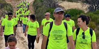 Villardiegua de la Ribera: pasos solidarios por Diego
