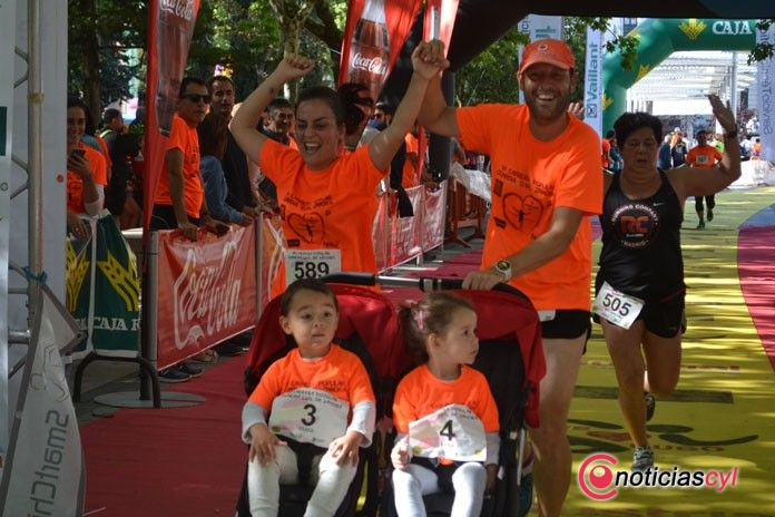 La Carrera de la Guardia Civil en Zamora recauda 18.000 euros