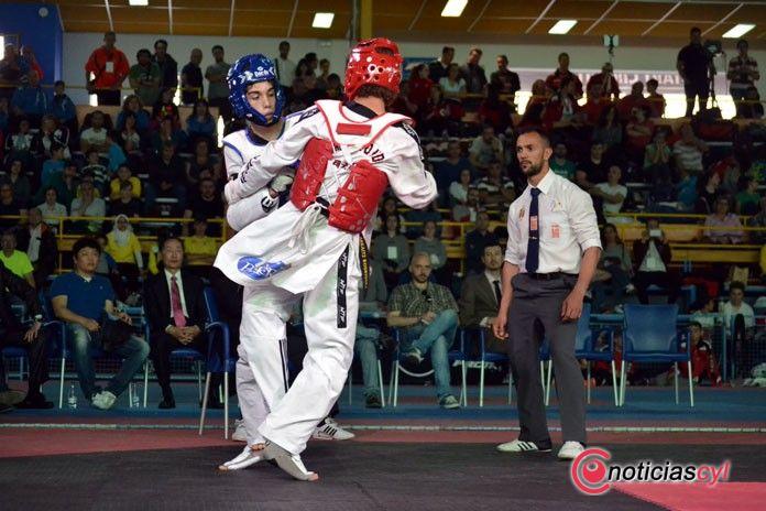 Taekwondo Zamora dona 1.075€ a Corriendo con el Corazón por Hugo