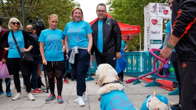 Zamora se suma a la carrera «Corre con el corazón» por las enfermedades raras
