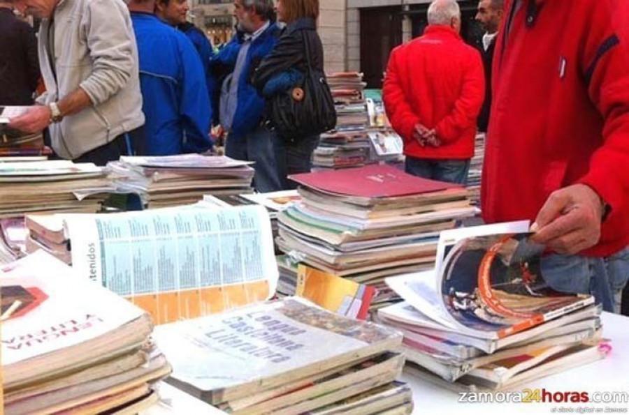 Organizan una venta de libros de segunda mano a favor de 'Corriendo con el Corazón por Hugo'