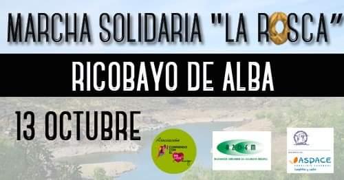 "Marcha Solidaria ""La Rosca"""
