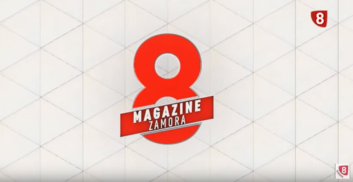 Reportaje en la 8 Magazine  sobre la VIII Carrera Guardia Civil de Zamora