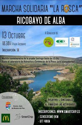 Tres asociaciones zamoranas, las beneficiadas de la marcha solidaria de 'La Rosca'