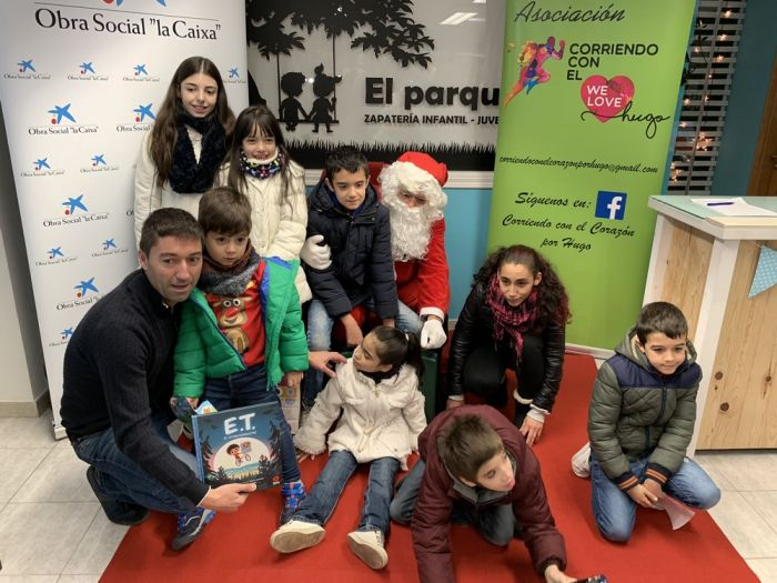 Papá Noel entregará regalos especiales a los niños zamoranos con enfermedades raras