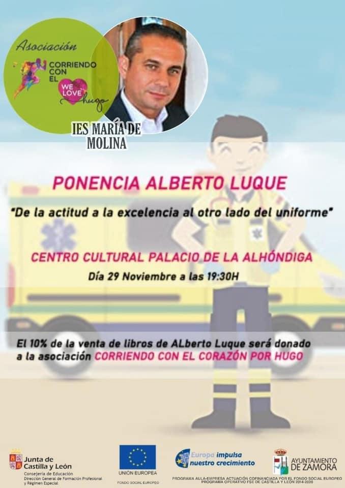 Ponencia de Alberto Luque Siles