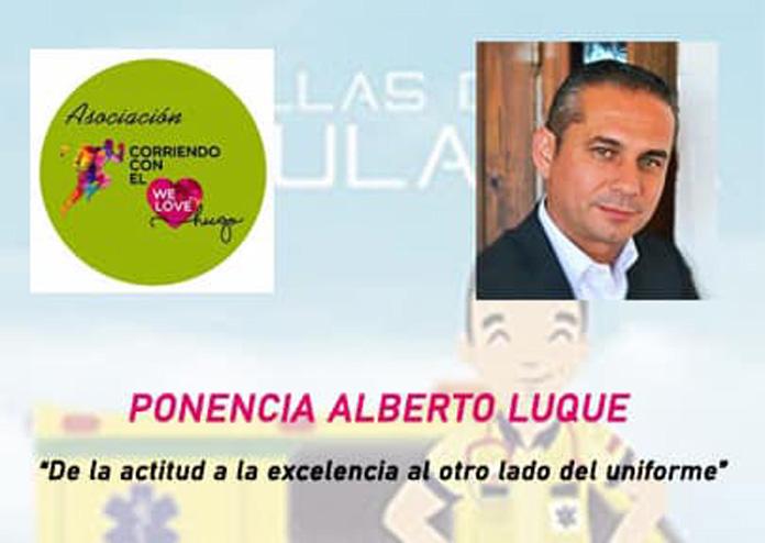 Alberto Luque, el enfermero de emergencias más famoso, aterriza en Zamora