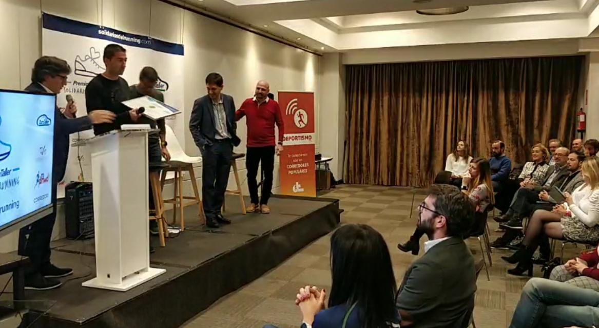 Sigue en directo la gala de Premios Solidarios del Running, desde Rafaelhoteles Atocha