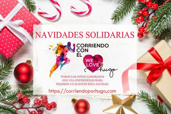 Corriendo con el Corazón por Hugo lanza su III edición de ningún niño con enfermedad rara sin juguetes en Navidad