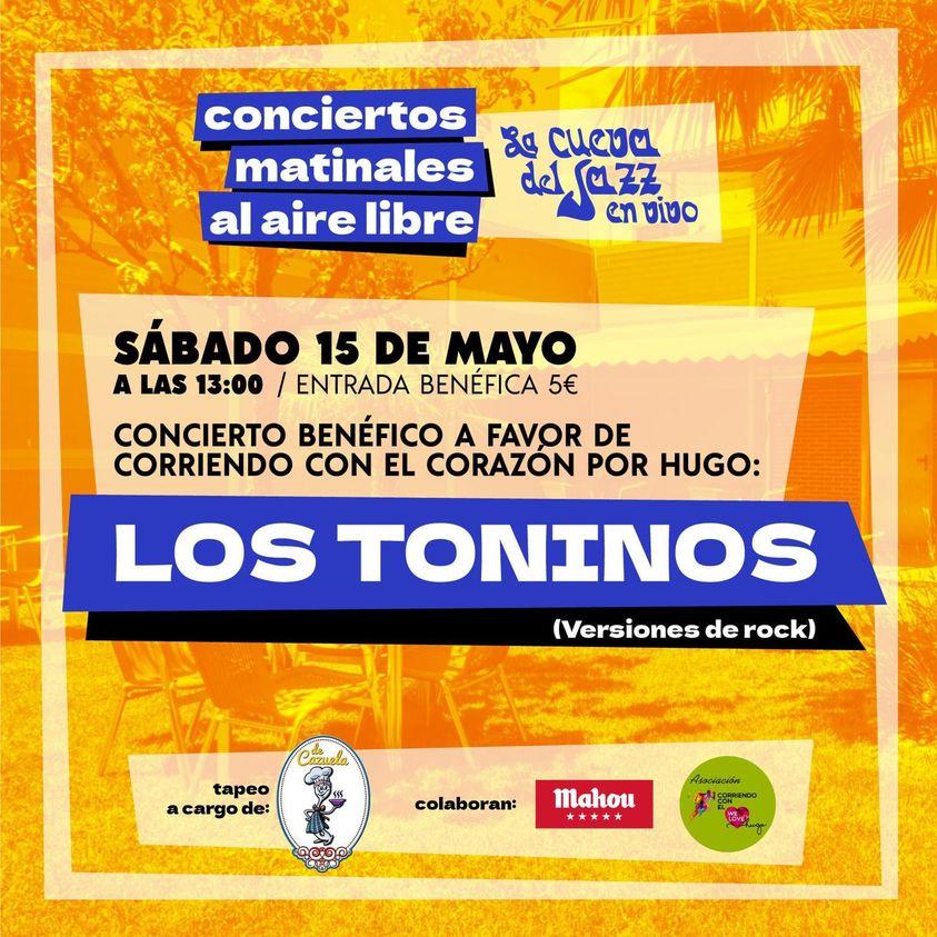 Concierto Solidario Los Toninos