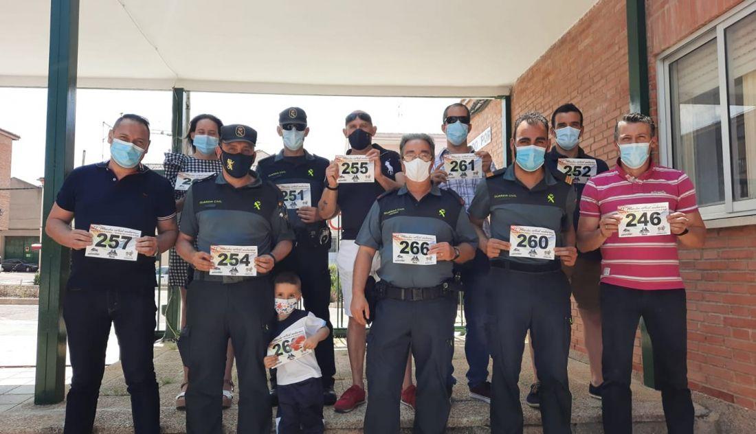 La Guardia Civil de Toro muestra su lado más solidario