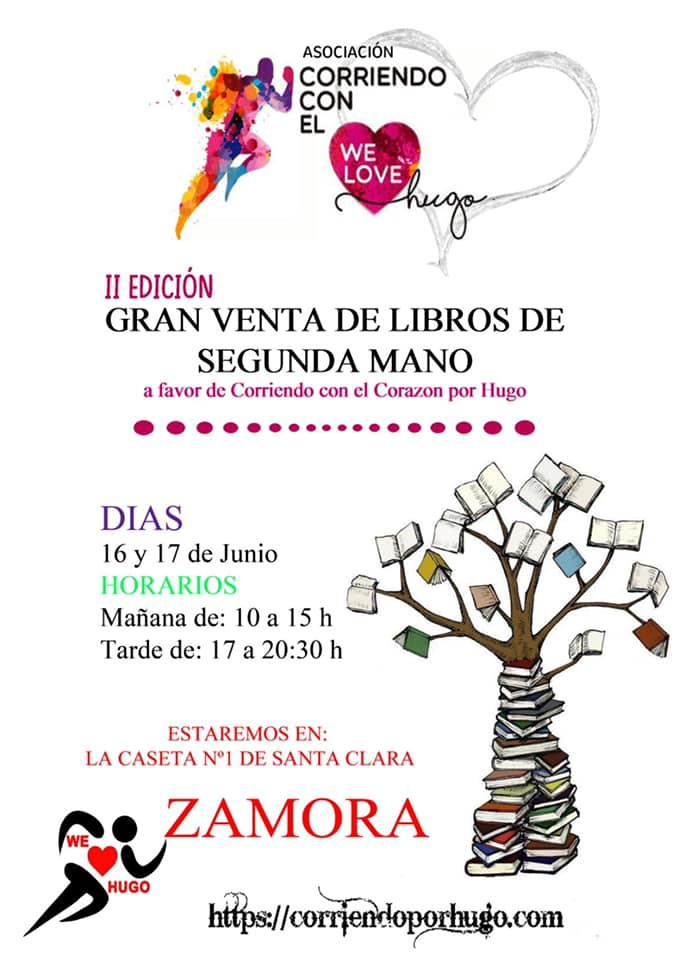 II Edicion Gran Venta de libros Solidarios