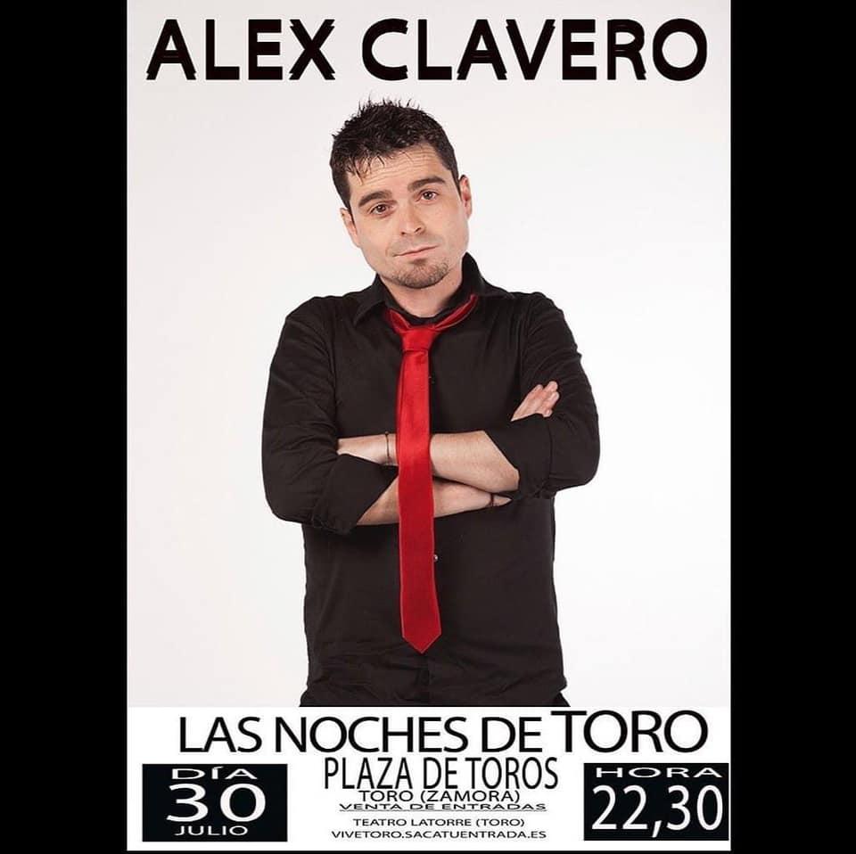 Stand Solidario en el monólogo de Álex Clavero