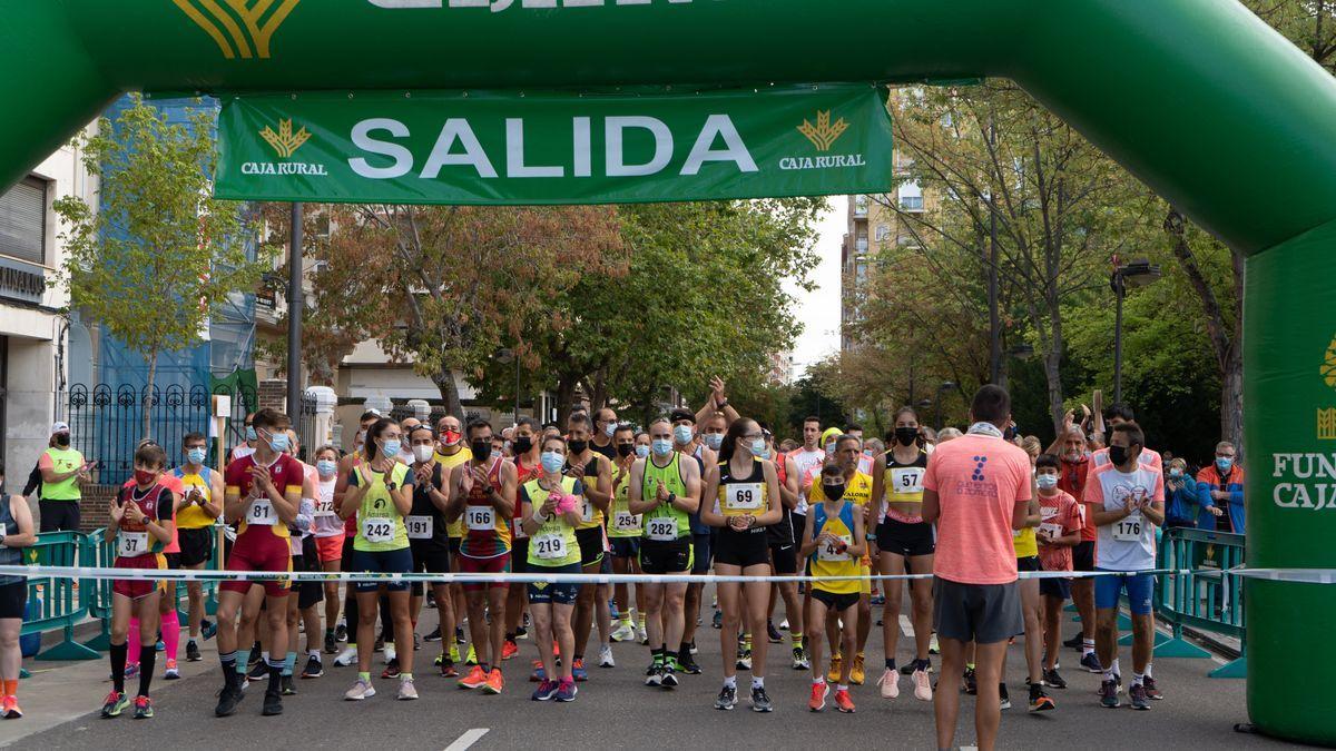 Récord de recaudación en la popular carrera de la Guardia Civil de Zamora: casi 20.000 euros